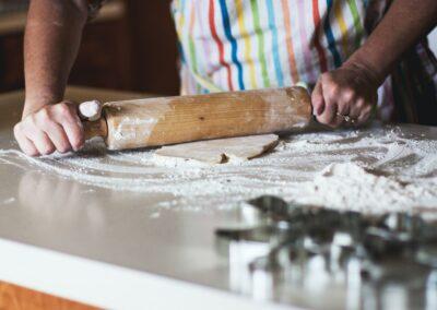 Virtual Baking Class